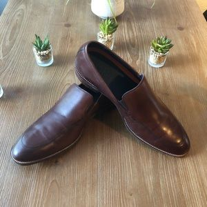 Cole Haan Leather Slip On Dress Shoe